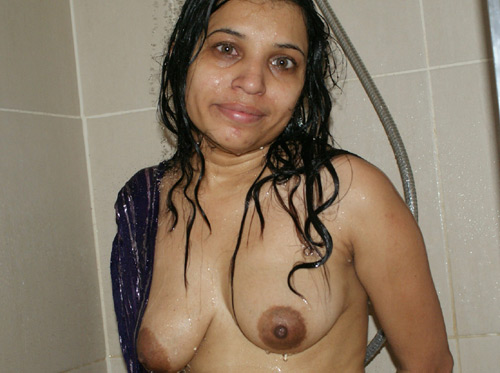 Kavya Cleaning Her Pussy Taking Shower After Masturbation
